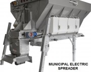 New Municipal Electric Spreader