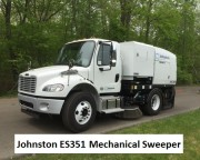 Johnston ES351 Mechanical Sweepers